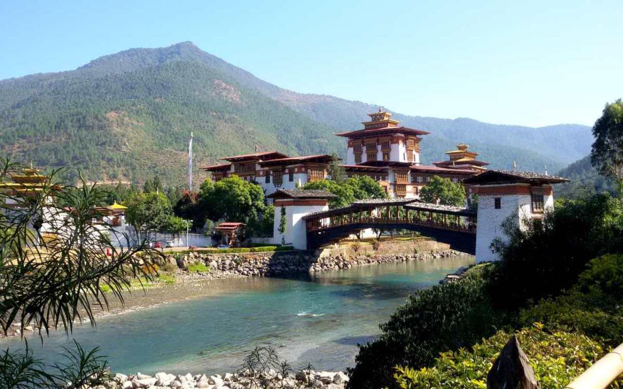 Nepal y Bután