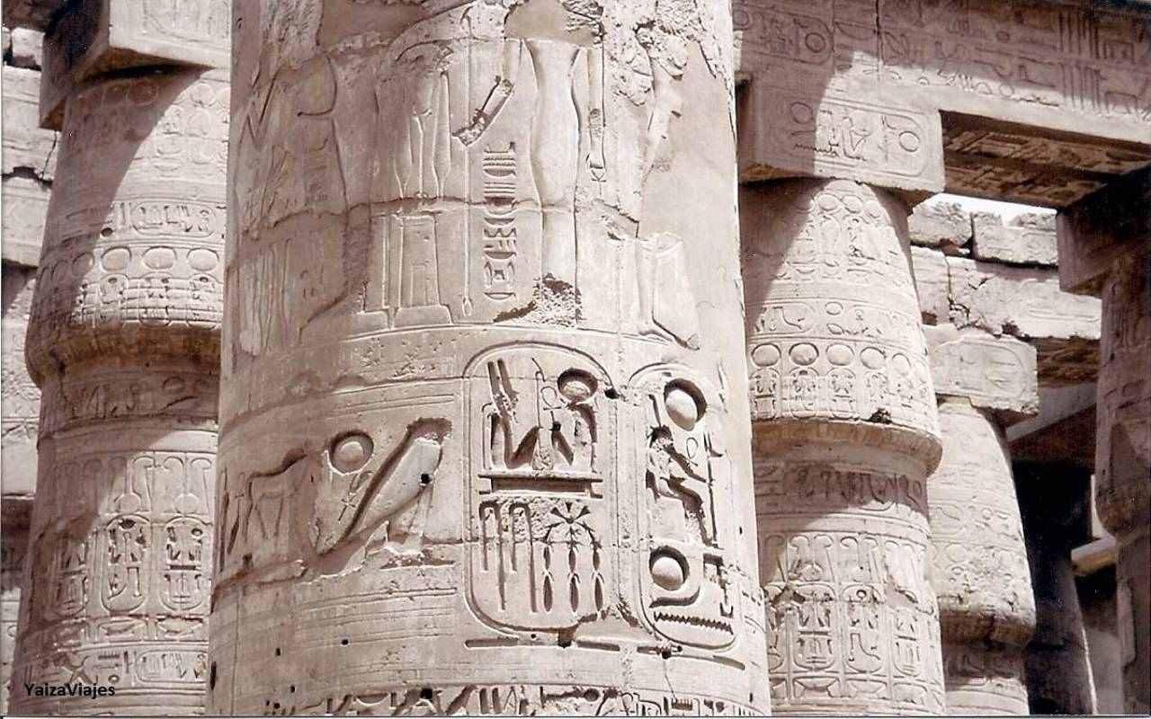 Luxor. Yaiza Viajes