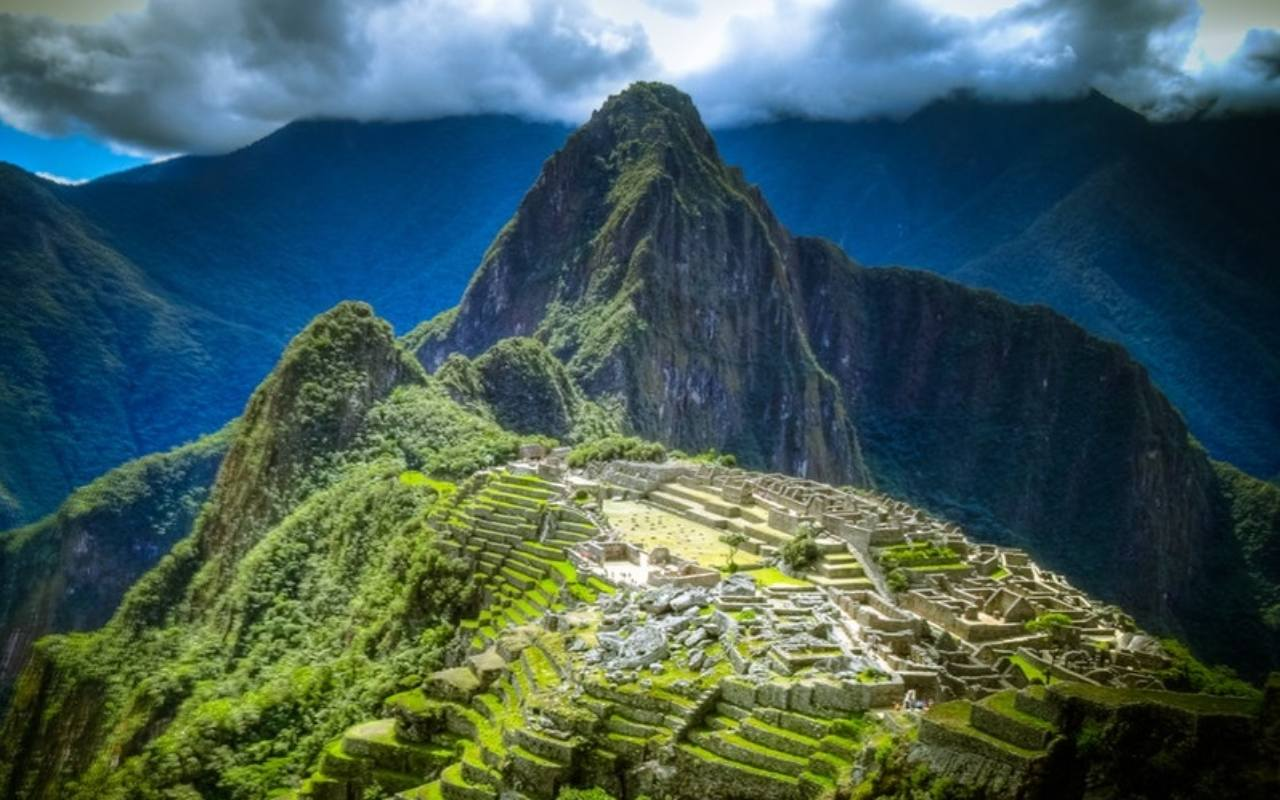 Machu Pichu. El Imperio Incaico