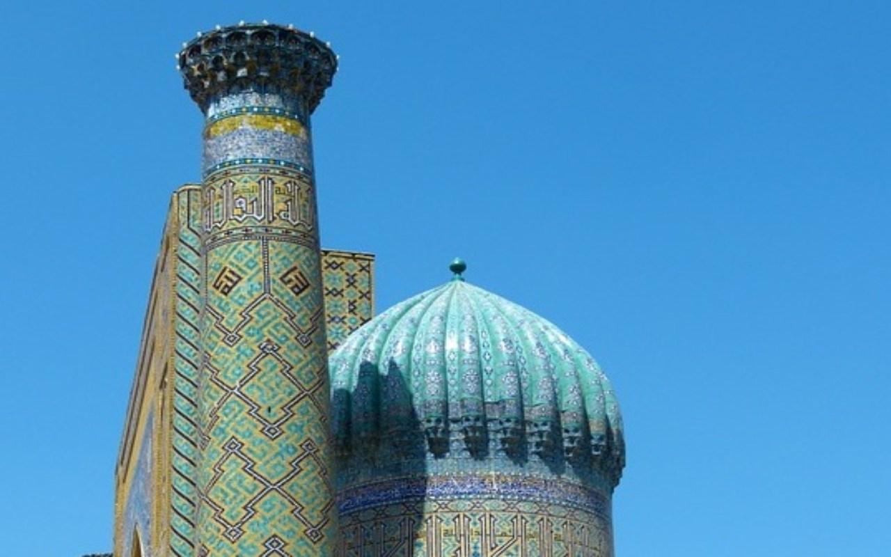 Ruta de Samarkanda