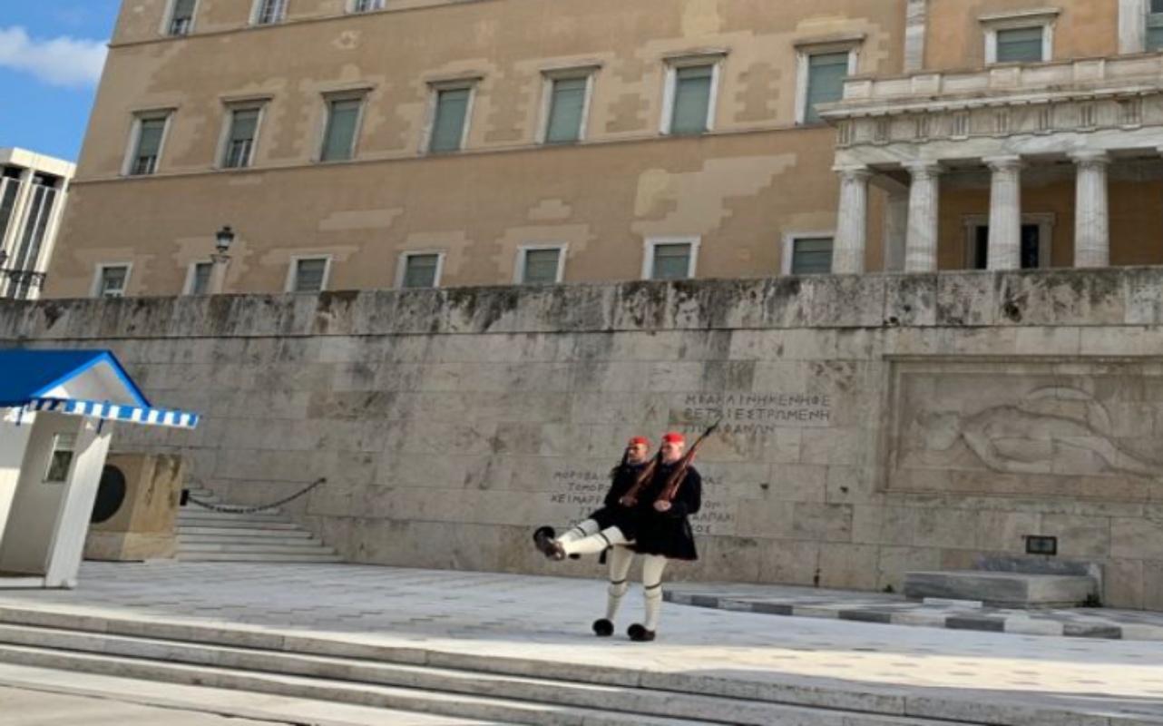 Crónica de mi viaje a Atenas