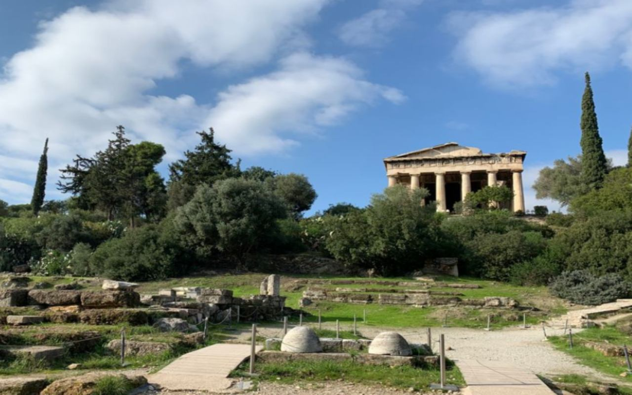 Gracias, Atenas
