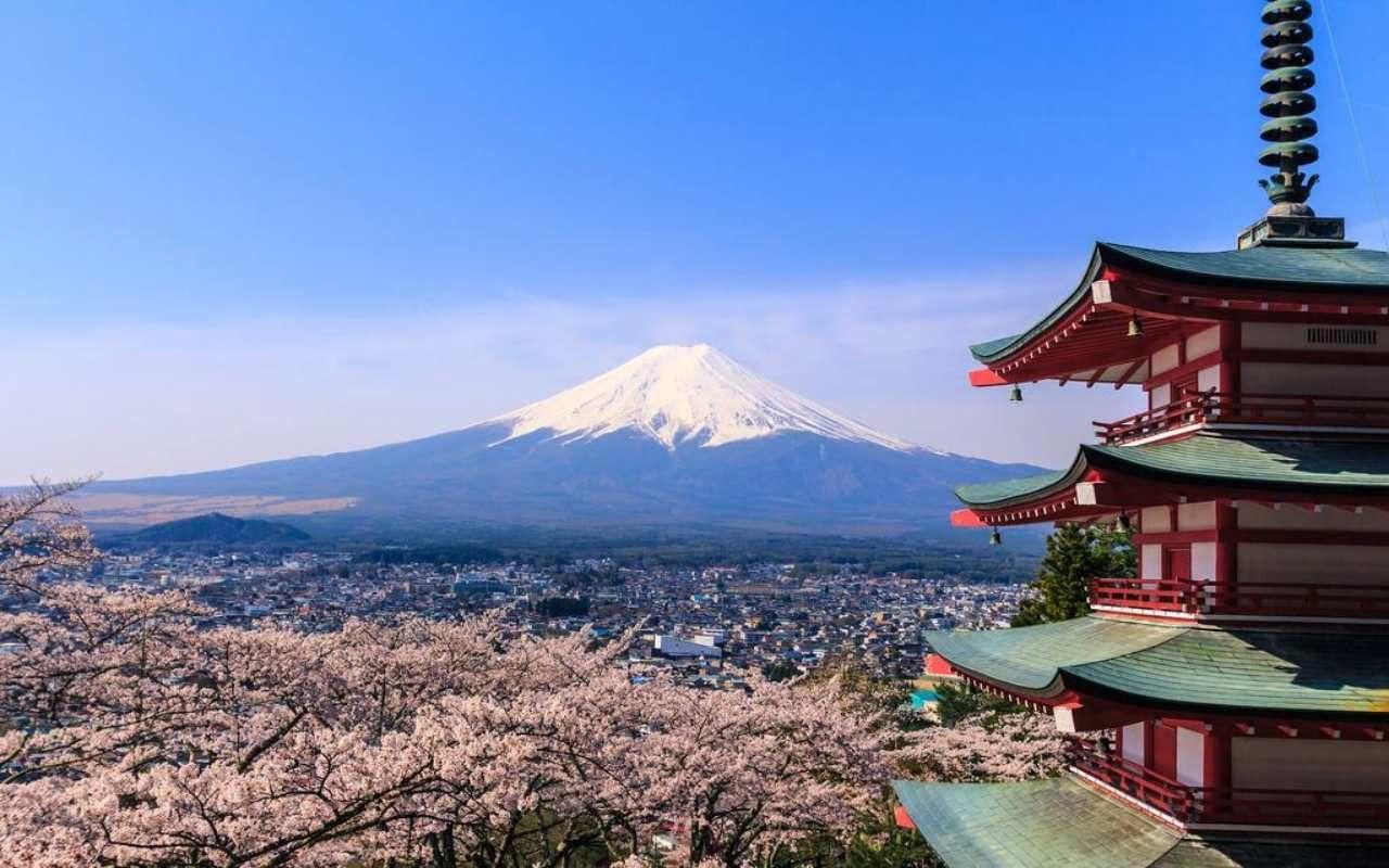 Japón. Monte Fuji