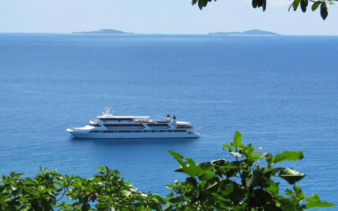 Crucero Islas Seychelles